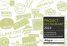 Feature - Project Restaurant 2013